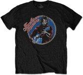 A Star Is Born Heren Tshirt -XL- Jackson Maine Zwart