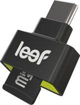 Leef Access-C Mobile microSD Reader op USB C