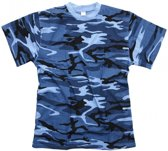 Fostex T-Shirt Sky Blue