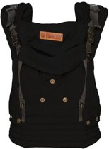 Bykay - Babydrager - 4 Way Click Carrier - Black - one size