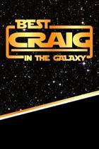 Best Craig in the Galaxy