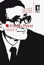 Giulio Preti. Intellettuale critico e filosofo attuale