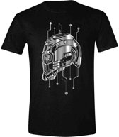 GUARDIANS OF THE GALAXY - T-Shirt Technical Helmet Star Lord (L)