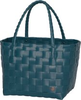 Handed By Paris - Shopper - Donker blauw