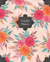 Teacher Planner: 2019 - 2020 Lesson Plan - Monthly Calendar - Undated Weekly Pages + Students Pages ... Academic Year (September - Augu