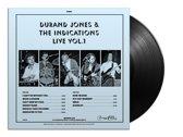 Durand Jones & The Indications Live Vol.1 (Coloured Vinyl) (LP)
