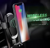 Universele telefoonhouder| draadloze autolader|Wireless car charger|QI