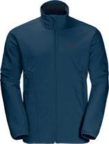 Jack Wolfskin Northern Pass Jacket Heren - Poseidon Blue