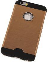 iPhone 4 Goud | Lichte Aluminium Hardcase  | WN™