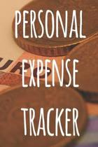 Personal Expense Tracker: The perfect way to record how much money you are spending - perfect to reflect on your spending!