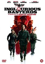 DVD cover van Inglourious Basterds