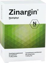 Nutriphyt Zinargin 60 tabletten