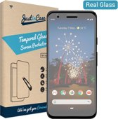 Just in Case Tempered Glass Google Pixel 3a Protector - Arc Edges
