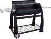 Lokkii Half Barrel Houtskoolbarbecue - Combi pack