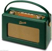 Roberts Radio RD60 Revival Draagbaar Digitaal Groen radio