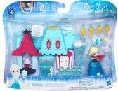 Frozen Poppetjes Speelset Arendelle's snoepwinkel