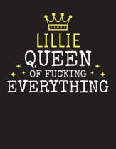 LILLIE - Queen Of Fucking Everything