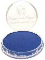 Aqua body & facepaint PXP 10 gr Blue Blacklight FDA&EU