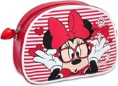 Minnie Mouse - bril - toilettasje