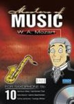Masters Of Music - W.A. Mozart