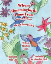 Where Hummingbirds Come from Bilingual Malay English