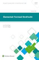 Boek cover Praktijkwijzer Strafrecht 9 - Elementair formeel strafrecht van R. Ter Haar (Paperback)