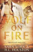 Wolf on Fire