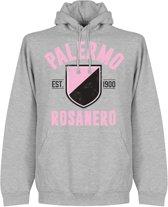 Palermo Established Hoodie - Grijs - S