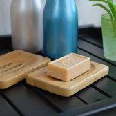 Bamboe zeepbakje - 2 stuks