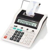 Citizen CX-123N Desktop Rekenmachine met printer Zwart, Wit