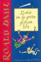De Fantastische Bibliotheek van Roald Dahl - Sjakie en de grote glazen lift