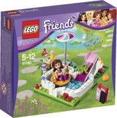 LEGO Friends Olivia's Zwembad - 41090
