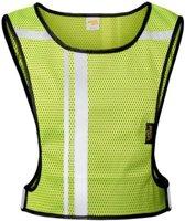 Joggy Safe Veiligheidshesje Unisex Geel Maat L