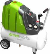 Greenworks Luchtcompressor elektrisch GAC24L 1100 W 24 L 4101807