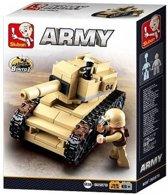 Tank Sluban 158 stuks