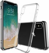 Oucase iPhone X / Xs (10) transparant tpu ultra clear hoesje