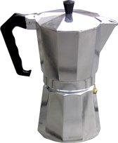 Relags Espressomaker Bellanapoli, koffiepotje voor 6 kopjes