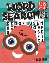 Word Search for Kids Ages 9-12