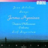 Sibelius: Songs / Segerstam, Hynninen, Tampere Philharmonic