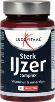 Lucovitaal sterk ijzer compl complex - 30 capsules - Voedingssupplement