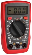Digitale compacte multimeter CAT.II