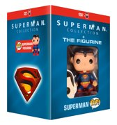 Superman collection 1 t/m 5 incl. Funko poppetje