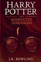 Harry Potter, den komplette samlingen (1-7)