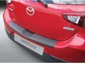 RGM ABS Achterbumper beschermlijst Mazda 2 3/5-deurs 2015- Zwart