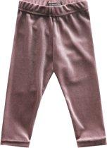 Velvet Pink   Legging