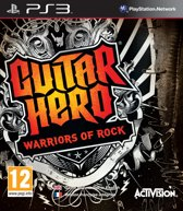 Guitar Hero - Warriors of Rock (Game Only) - PS3