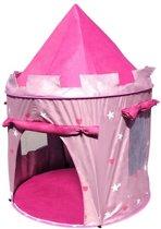 Roze Speeltent Prinses