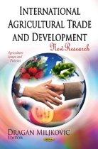 International Agricultural Trade & Development