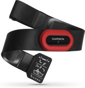 Garmin HRM Run hartslag monitor Borst Bluetooth Zwart, Rood
