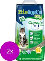 Biokat's Classic Fresh 3 In 1 - Kattenbakvulling -